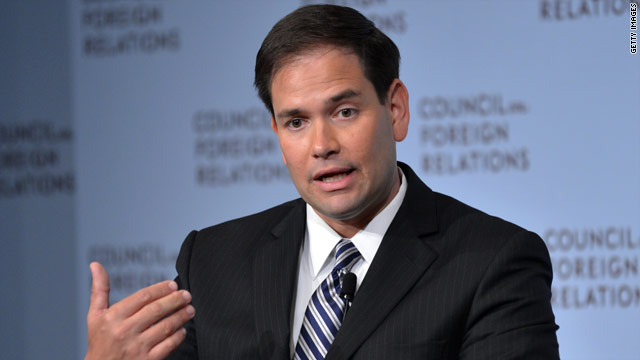 Rubio puts foreign policy chops on display
