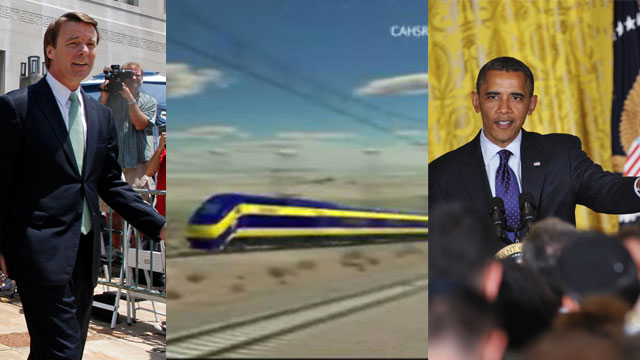 The AC360 Weekly Buzz: Syria massacre, Trump, high-speed rail problems, John Edwards trial, botched wedding proposal