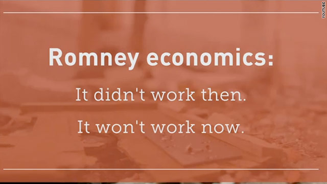 Team Obama pits Republicans against Romney in new video