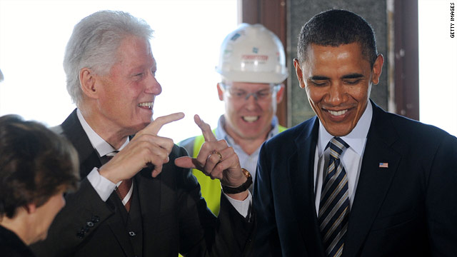 Obama and Clinton headline high dollar star-studded fundraisers