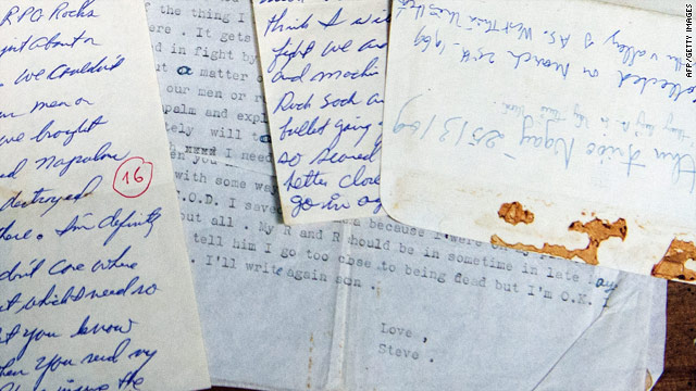Decades after war, US and Vietnam swap slain troops' papers