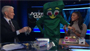 Gumby celebrates Isha Sesay's birthday