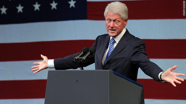 Bill Clinton to play prominent role at Democratic Convention