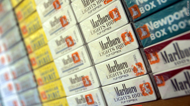 Cigarette showdown as Californians vote on tax
