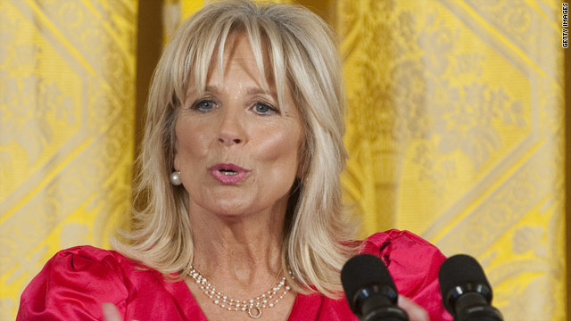 Jill Biden weighs in on 2016