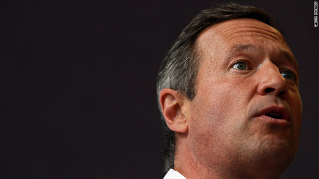 First on CNN: O'Malley takes aim at Haley in South Carolina