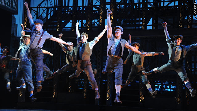 For Broadway fans, a moment in the sun