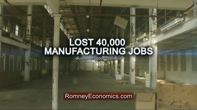 Obama campaign spending more than $12 million on anti-Romney ad