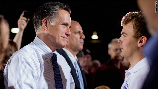 Romney on Obama: 'Is he really that out of touch?'