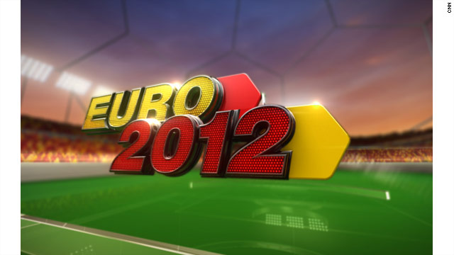 CNN's coverage of Euro 2012