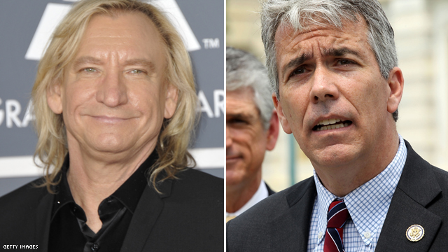 Joe Walsh endorses Joe Walsh's opponent