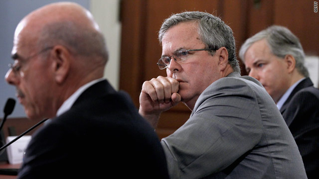 Jeb Bush: Obama should stop blaming others for the economy