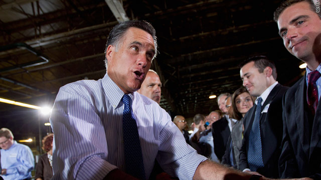 Fund-raising frenzy for Obama and Romney