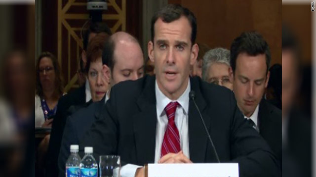 McGurk's wife: I've become 'collateral damage'