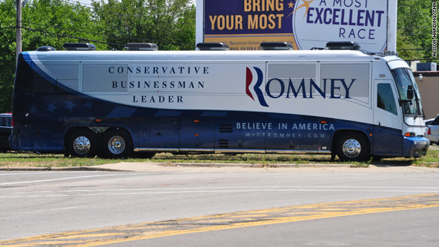 Veep contenders to make the rounds on Romney's bus tour
