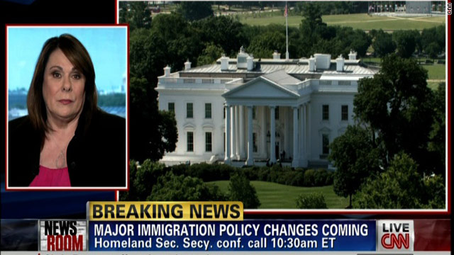 CNN Coverage: Immigration Policy Changes