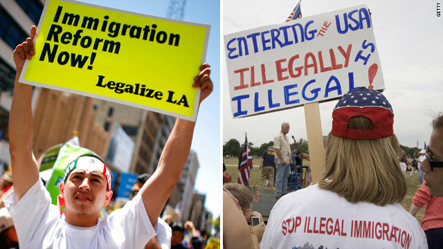 Poll: Majority back path to citizenship for undocumented immigrants