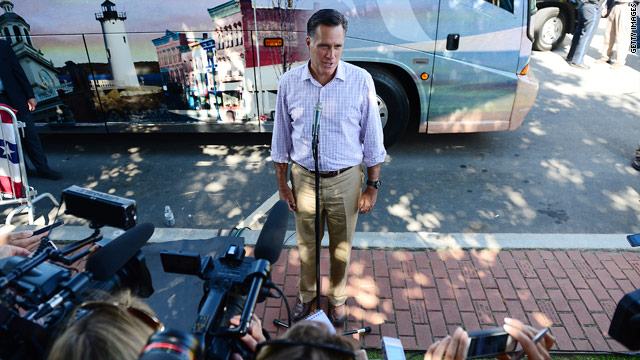 Reporter: Romney campaign didn't allow abortion questions