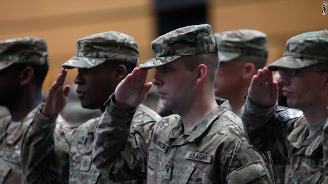 Far-away Father's Day for parents in uniform puts focus on balancing military, family life