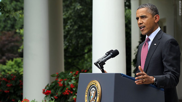 Obama campaign says it will be out-raised in June