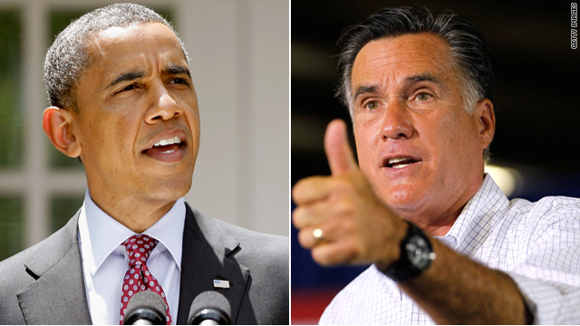 Why is Obama-Romney sooo boring?