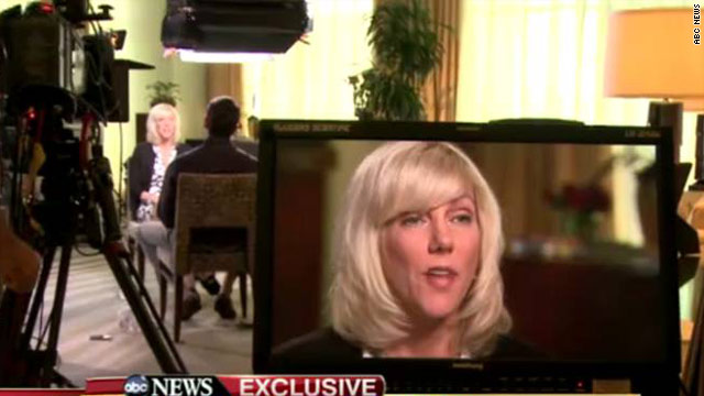 Rielle Hunter on night with Edwards: 'Intensity like a rock concert'