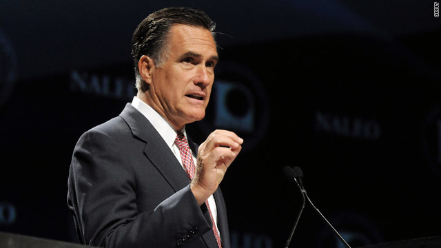 Romney weighs in on Arizona immigration ruling