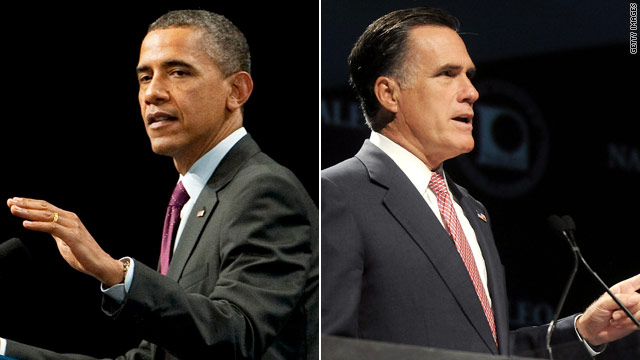 Poll of Polls: Obama ahead of Romney, but slightly