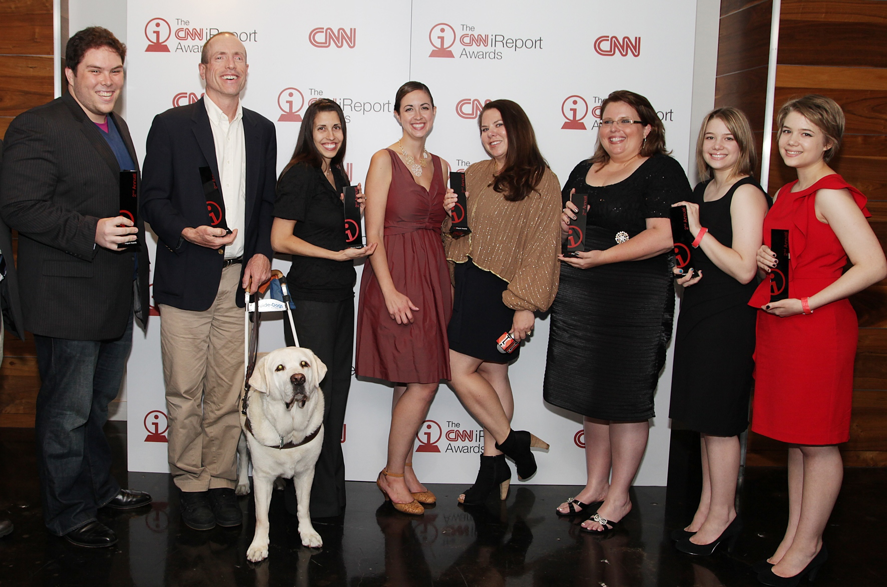 CNN Reveals the Recipients of the Second Annual CNN iReport Awards