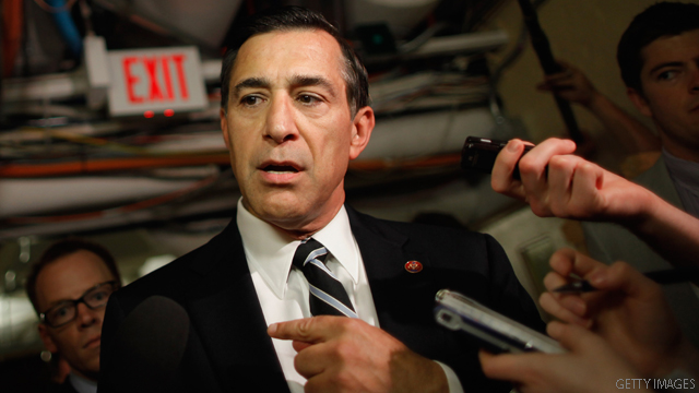 $355 million puts Rep. Issa at top of 50 richest lawmakers