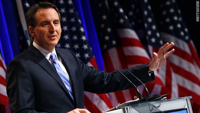 Pawlenty: I'm best as a volunteer