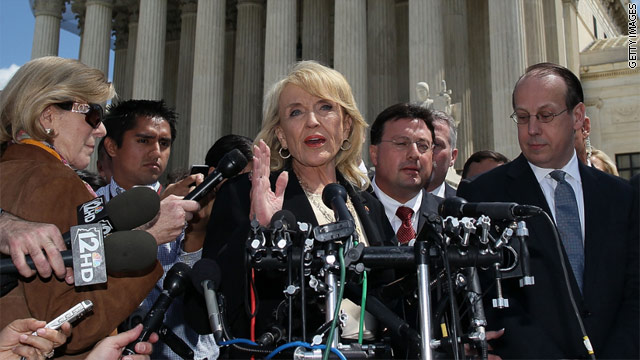 Gov. Brewer calls Supreme Court ruling a 'victory'