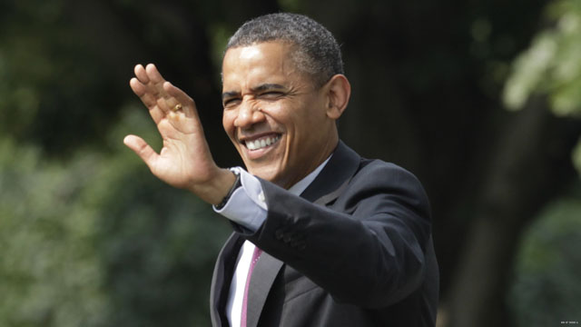 Poll: Obama up in New Hampshire