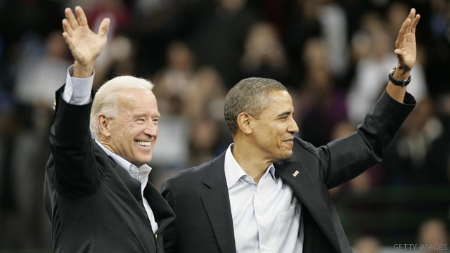 Obama, Biden hit the fund-raising road