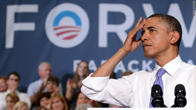 Obama attacks critics head-on in New Hampshire