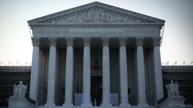 Justices to review greenhouse gas regulation