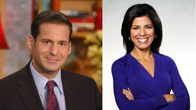 John Berman and Zoraida Sambolin to co-anchor Early Start
