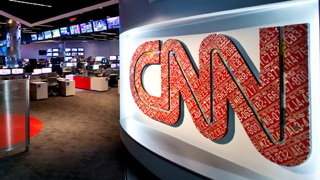 CNN POSTS BIG GAINS IN MAY VS. LAST YEAR