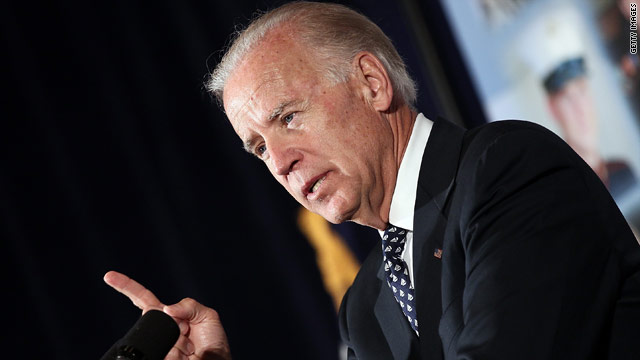 A favorite Biden catchphrase: 'God-awful'