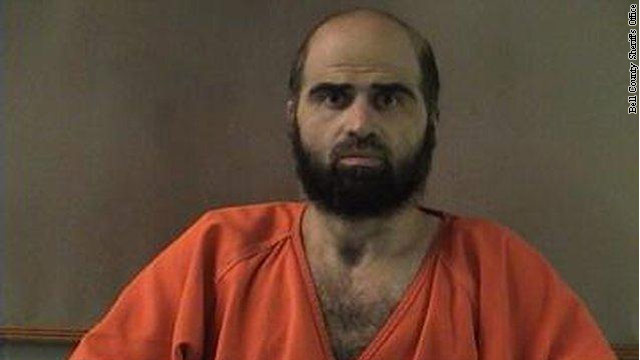 New photo released of accused Ft. Hood shooter