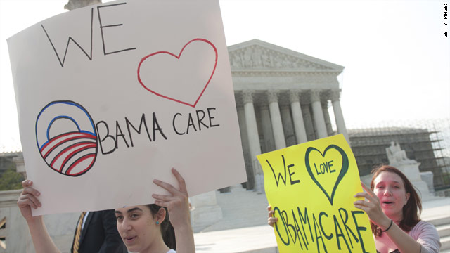 Obama campaign to opponents: Move past health care fight