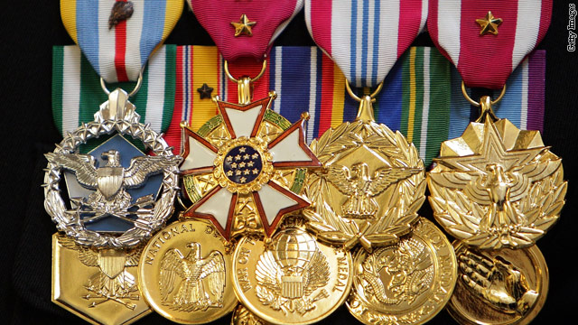 Pentagon launches public database for checking claims of military honors