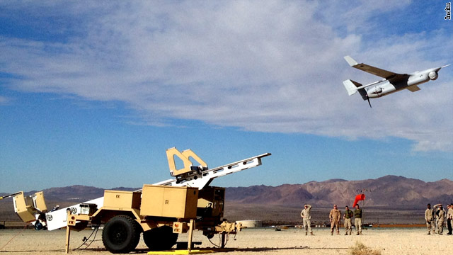 Marines betting big on new small drone