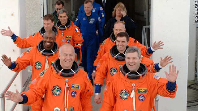 STS-122 Heads to the Pad: A Tribute to Alan Poindexter