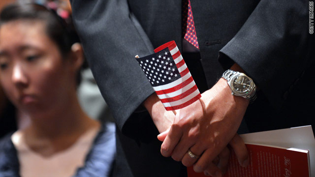 Troops to become U.S. citizens at Independence Day WH naturalization ceremony