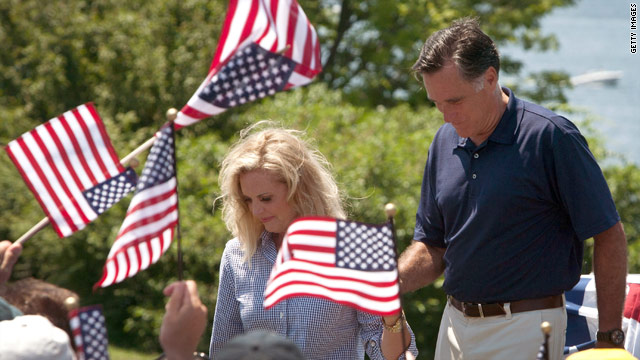 Team Romney looking at women for running mate
