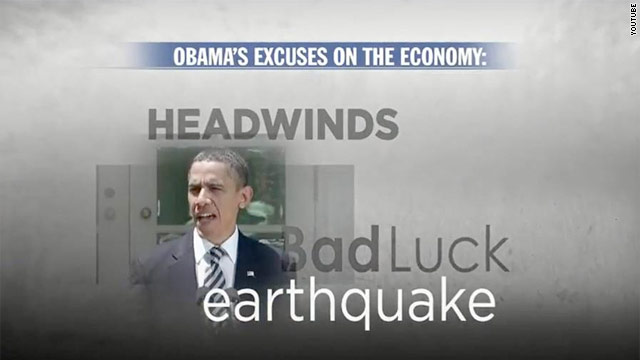 Crossroads quick to announce spot attacking president on economy