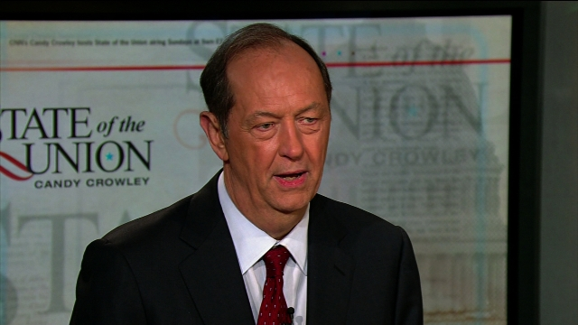 Bill Bradley calls for higher taxes on 'a lot of people'