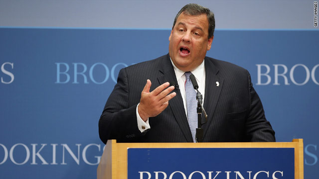 Christie: Too many &#039;obsessed with reelection&#039;