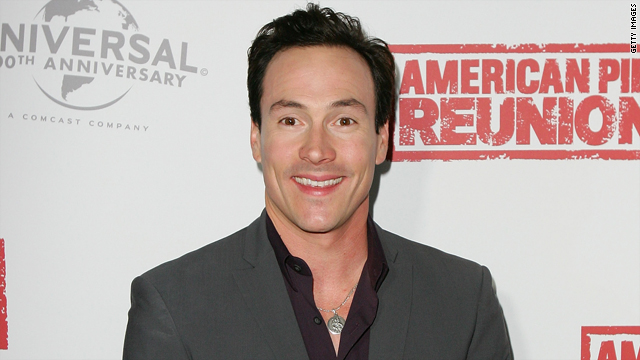 Chris Klein on how he got his big break